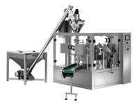 MW-200FM-C Powder Pre-made Pouch Fill and Seal Machine